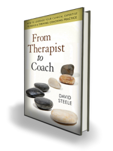 From Therapist to Coach - Paperback Image