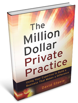 Building the Million Dollar Private Practice - ebook Image