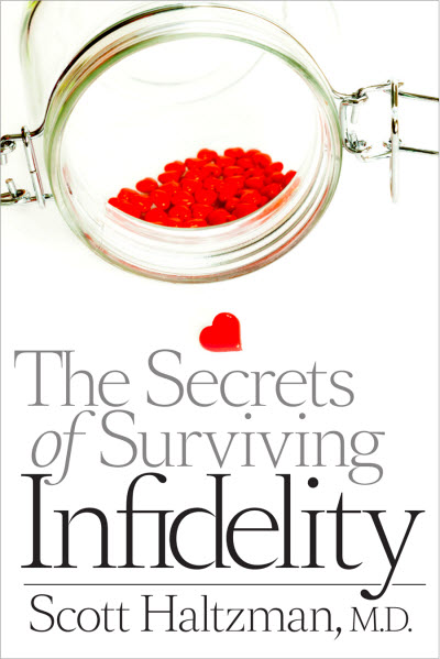 Just Published! Secrets Of Surviving Infidelity