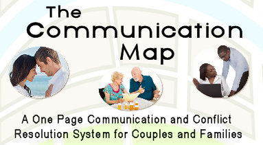 The Communication Map Tutorial - A One-Page Communication System