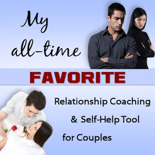 Free webinar- My All Time Favorite Relationship Coaching and Self Help Tool for Couples