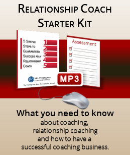 Free Relationship Coach Training Starter Kit
